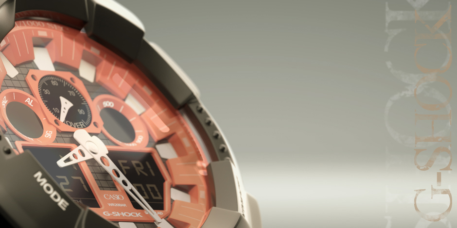 G-SHOCK (Play Edition)