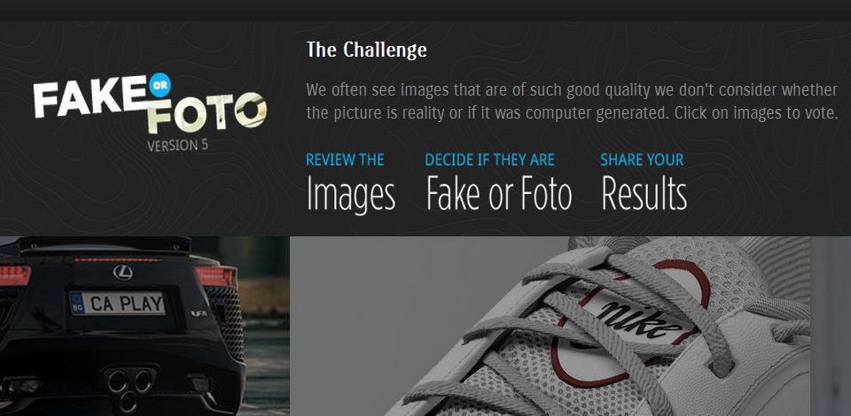 Autodesk Fake or Photo?