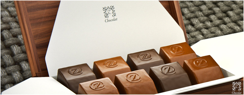 "ZChocolat ""Luxury Chocolate"""