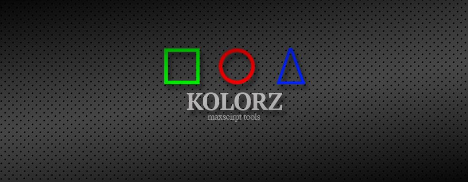 (Maxscript)Kolorz