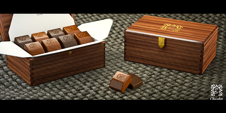 "Zchocalt ""Luxury Chocalate"""